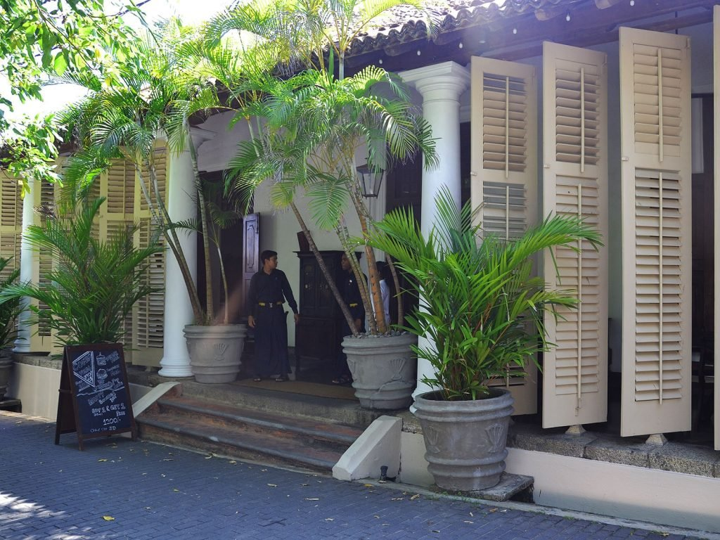 Galle, Galle Fort hotel | Rama Tours