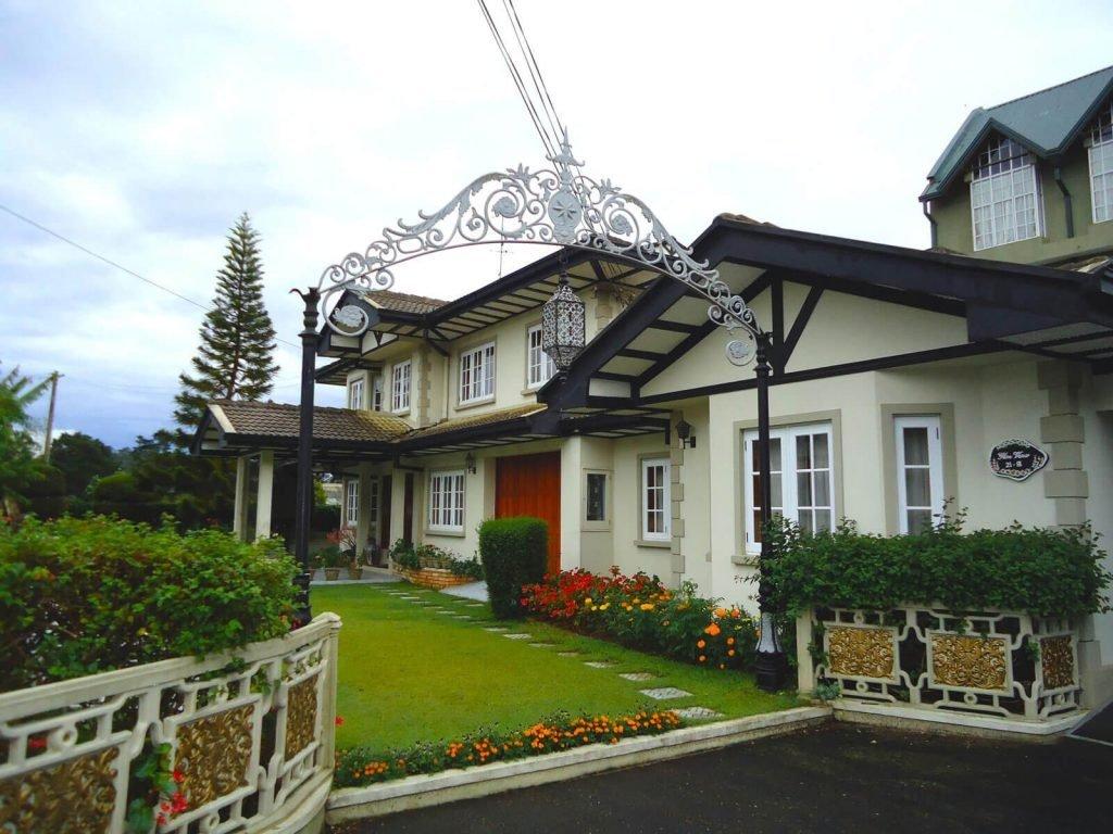 Nuwara Eliya, Cocoon Hills hotel | Rama Tours