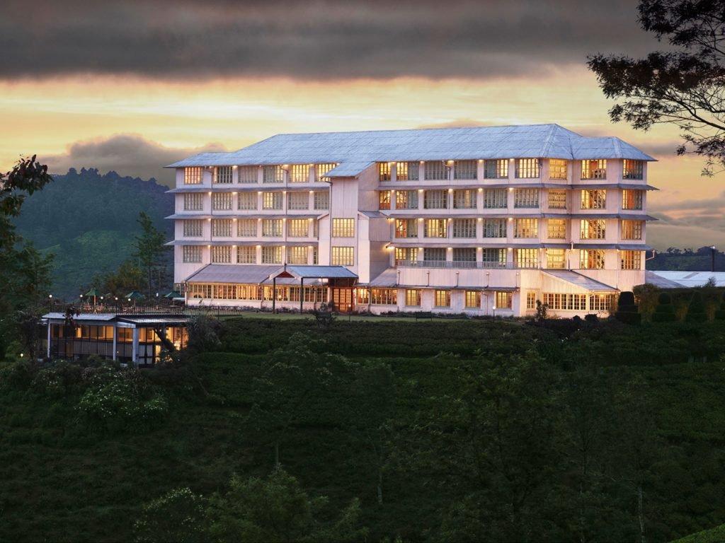Nuwara Eliya, Heritance Tea Factory hotel | Rama Tours