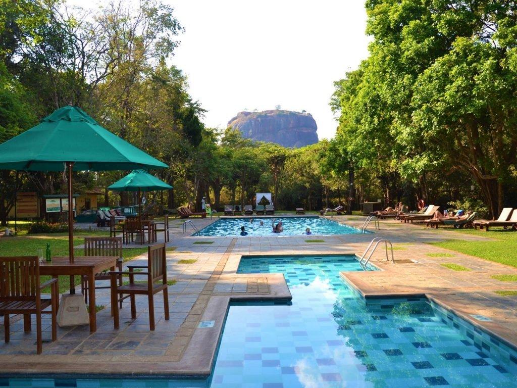 Sigiriya, Hotel Sigiriya | Rama Tours
