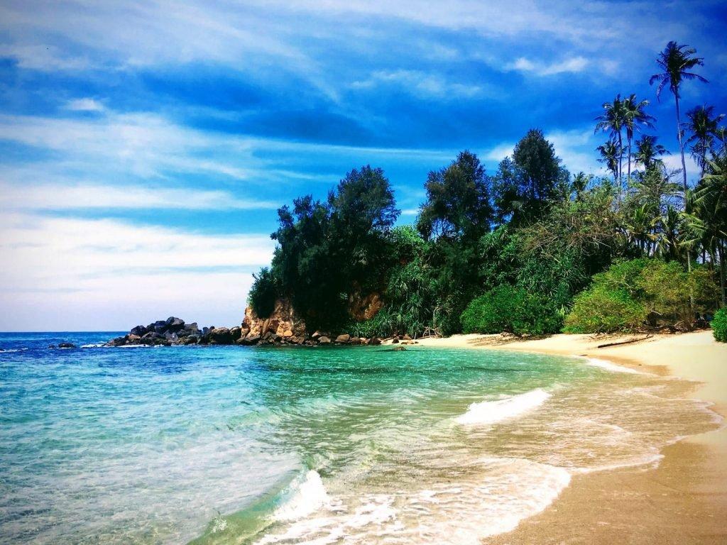 Stranden van Sri Lanka | Rama Tours