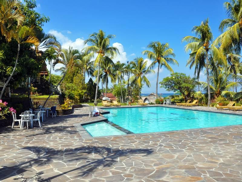 Senggigi, Puri Bunga hotel | Rama Tours