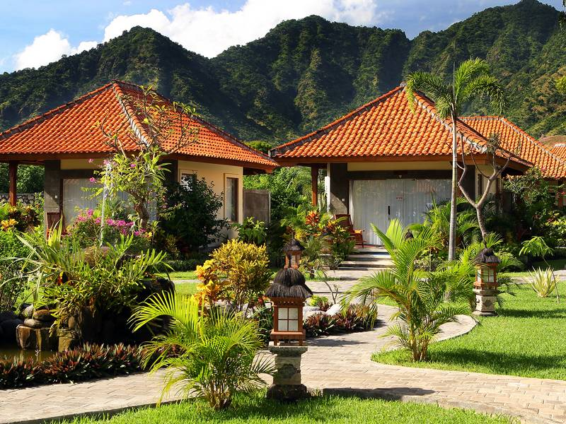Pemuteran, Adi Assri hotel | Rama Tours