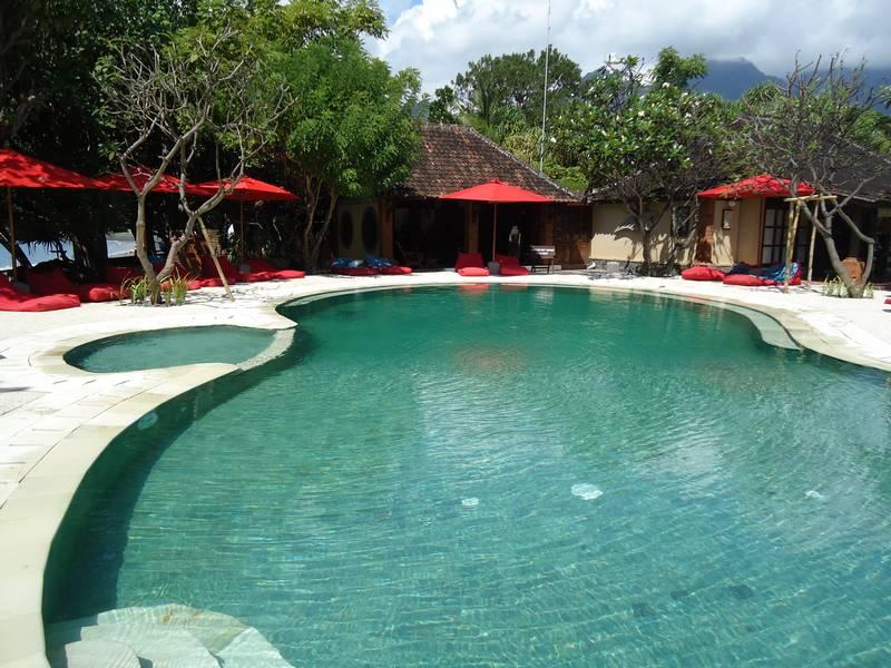 Pemuteran, Taman Sari resort | Rama Tours