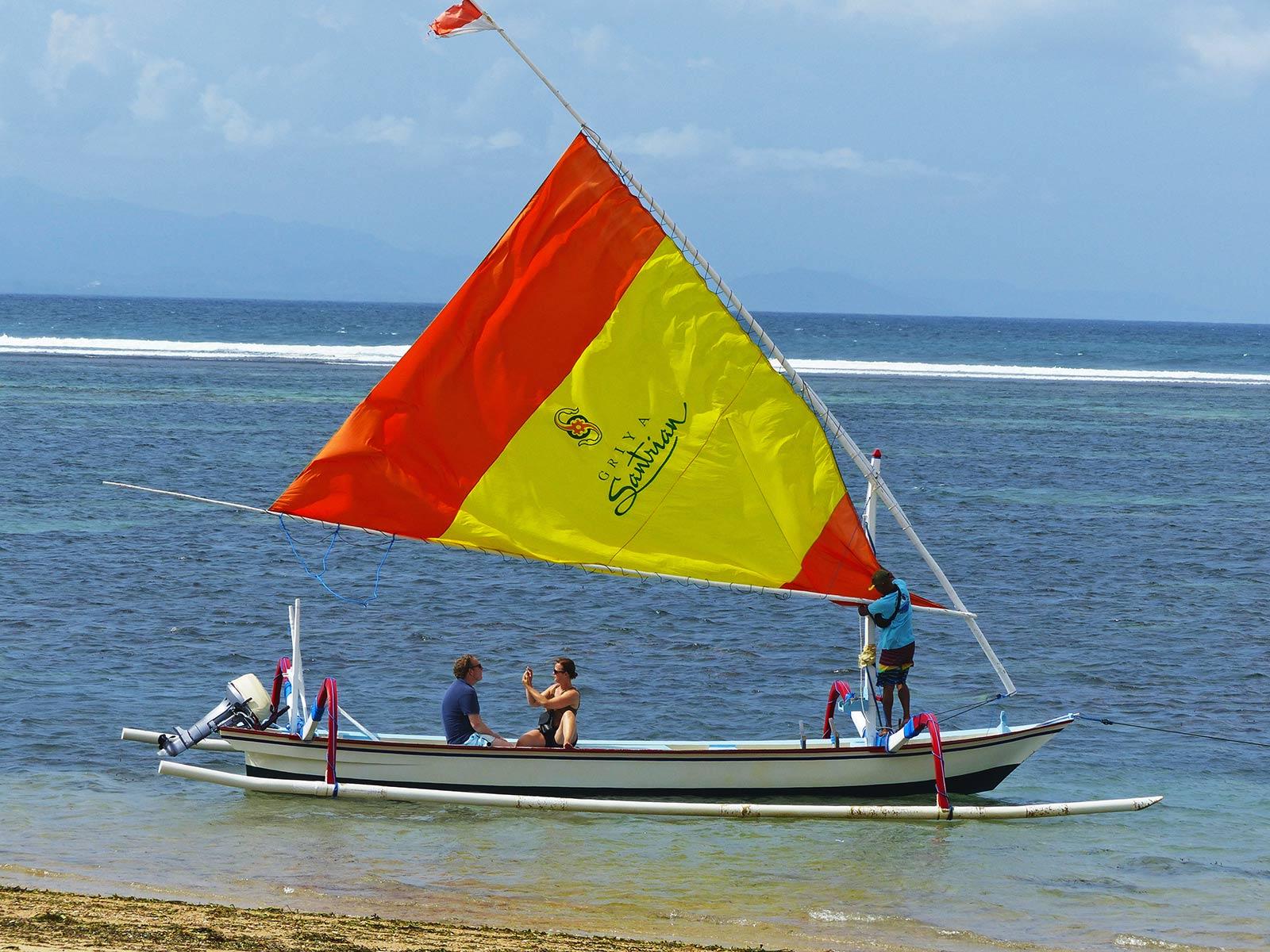 Rondreis Bali Sanur strand 1