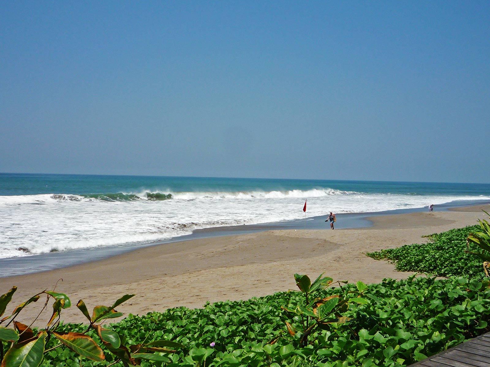 Rondreis Bali Seminyak strand 3