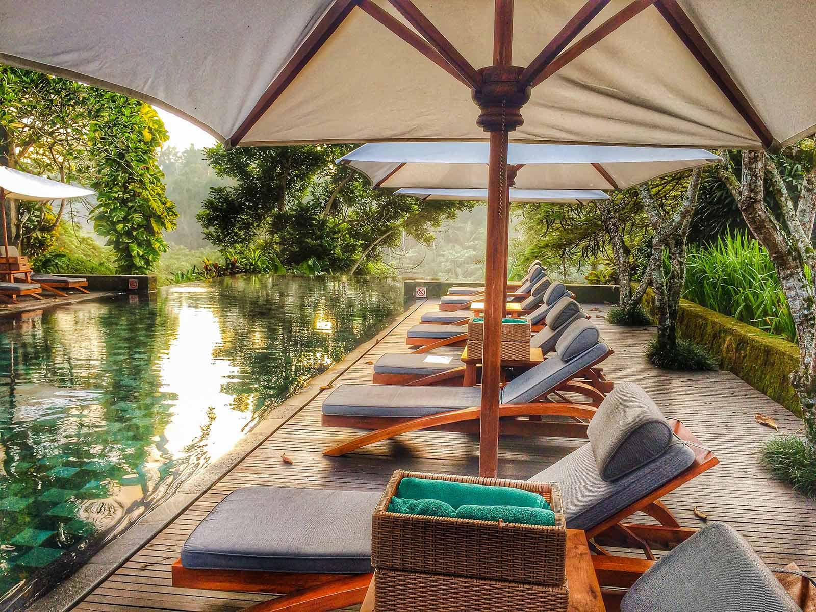 Rondreis Bali Ubud Maya hotel 1