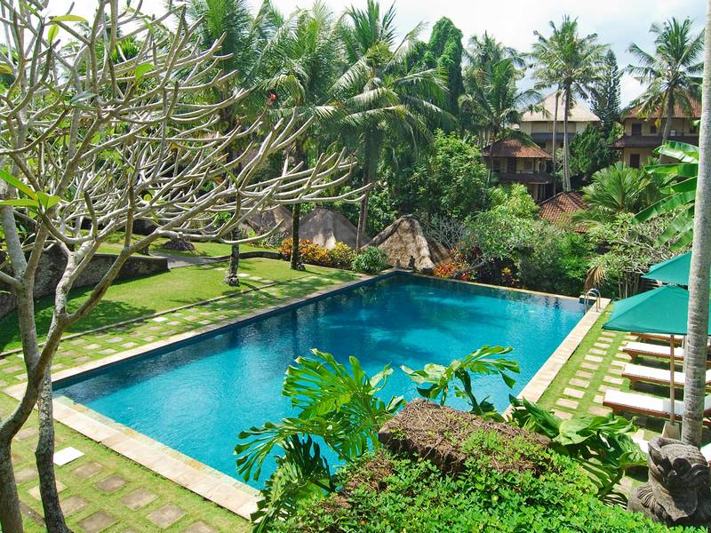 Ubud, Pertiwi Cottages | Rama Tours
