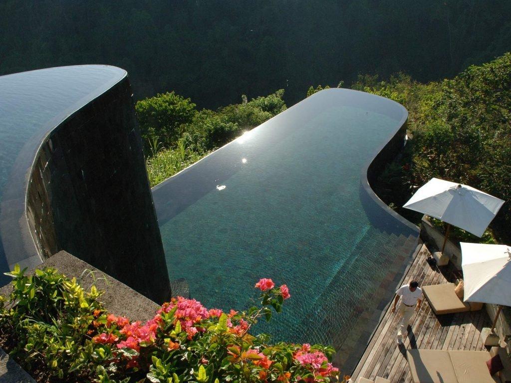 Ubud, Ubud Hanging Gardens hotel | Rama Tours