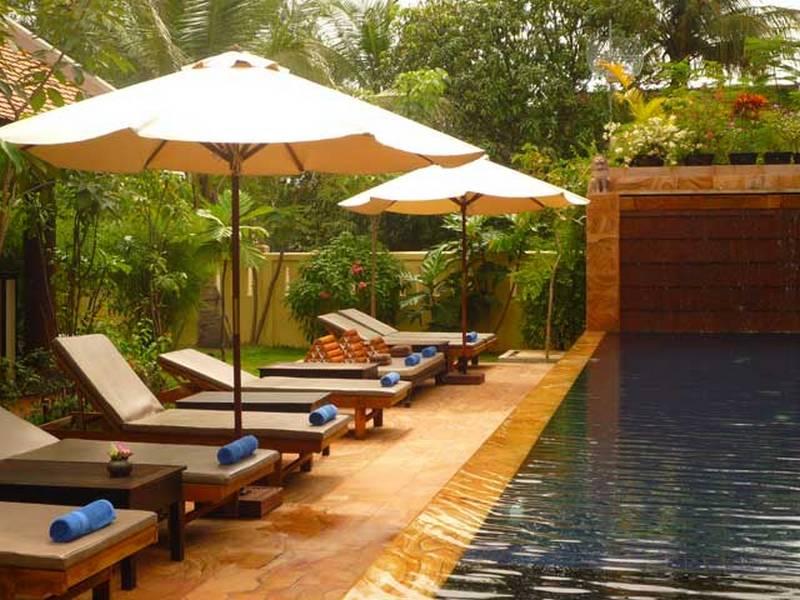 Siem Reap, Siddharta hotel (bestaat niet meer 2020) | Rama Tours