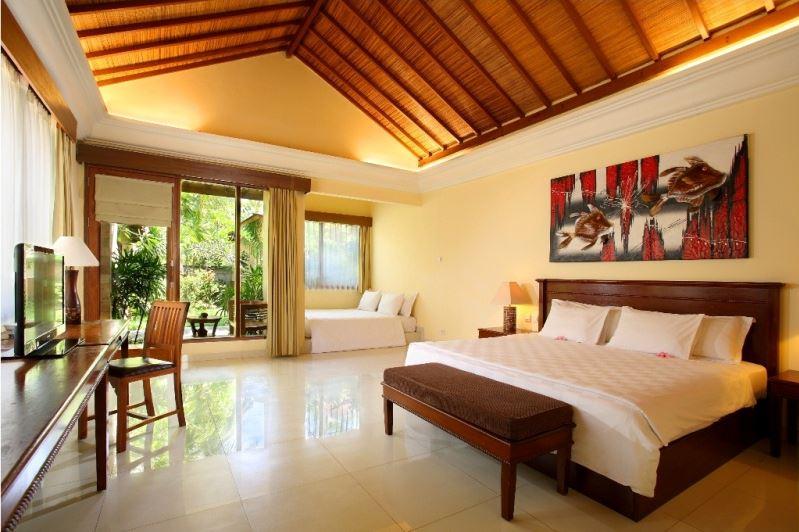 Gili Trawangan, Villa Grasia resort & spa | Rama Tours