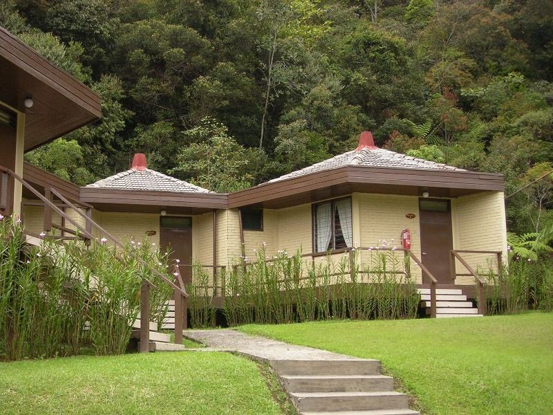 Kinabalu National Park, Lodge Kinabalu National Park | Rama Tours