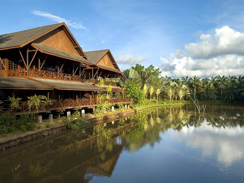 Rondreis Maleisie Sabah Sepilok Sepilok Nature resort 2