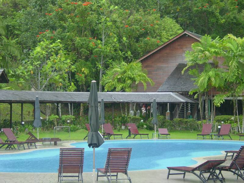Batang Ai, Aiman Batang Ai resort & retreat | Rama Tours