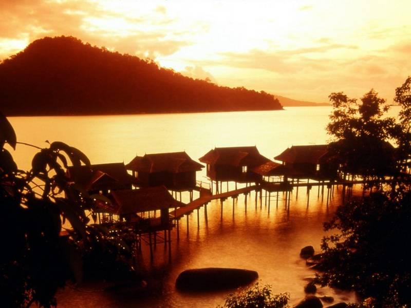 Pangkor Laut, Pangkor Laut resort   Rama Tours