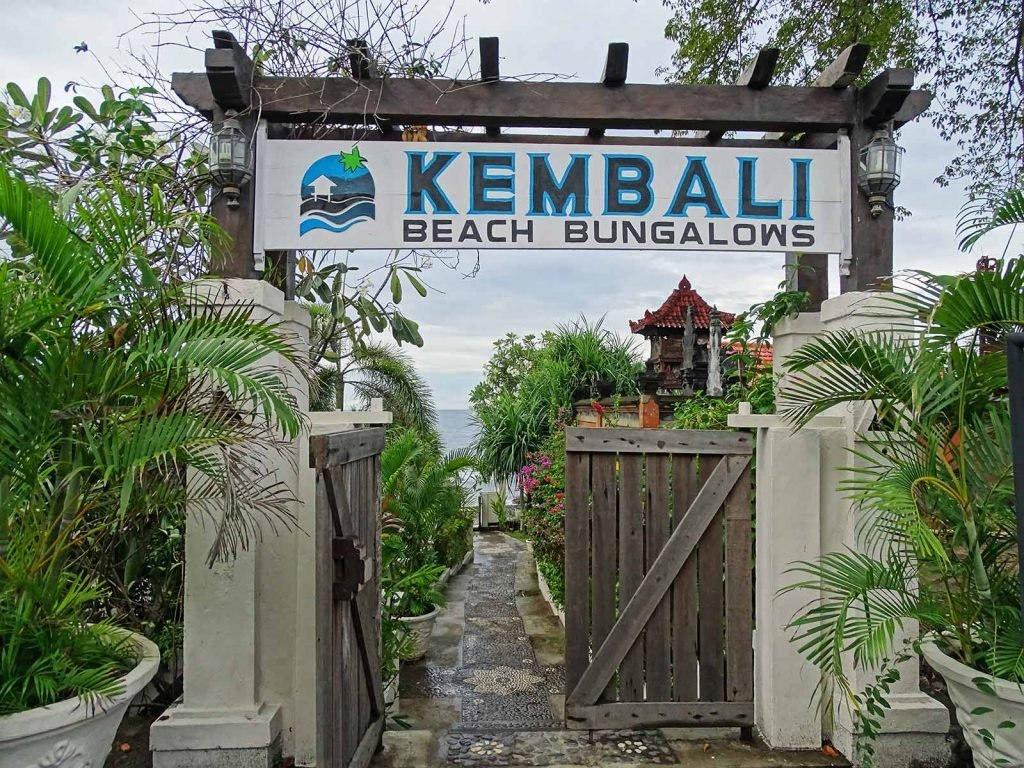 Amed, Kembali Beach Bungalows | Rama Tours