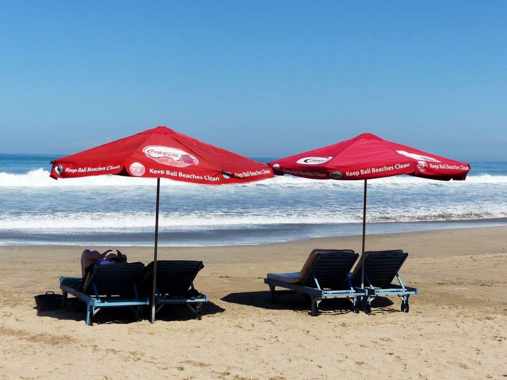 Legian beach | Rama Tours