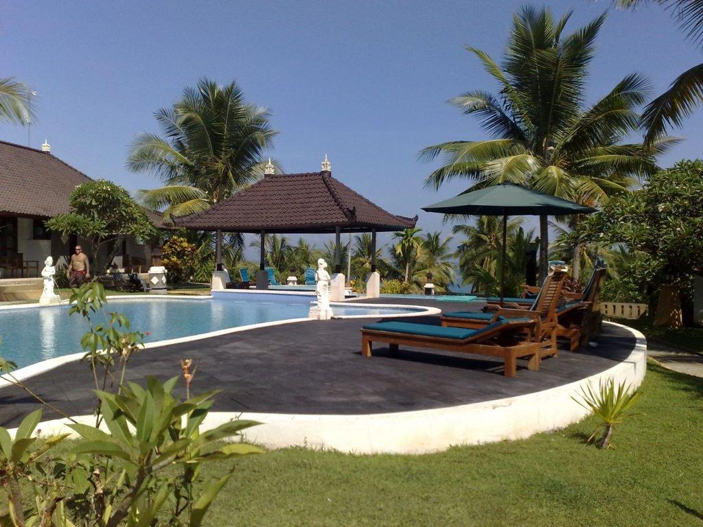 Negara, Bali Sunset hotel | Rama Tours
