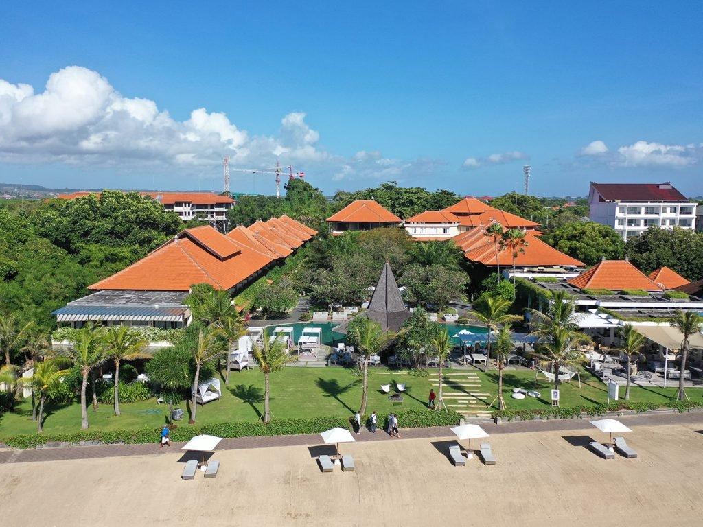 Nusa Dua, Sadara Boutique Beach resort | Rama Tours