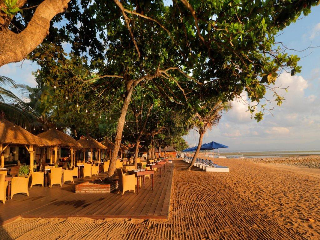 Sanur, Inna Sindhu Beach hotel | Rama Tours