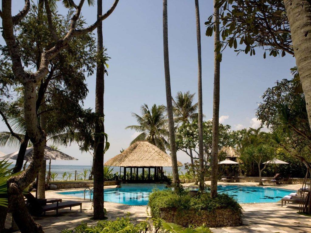 Tuban, Santika Beach hotel | Rama Tours
