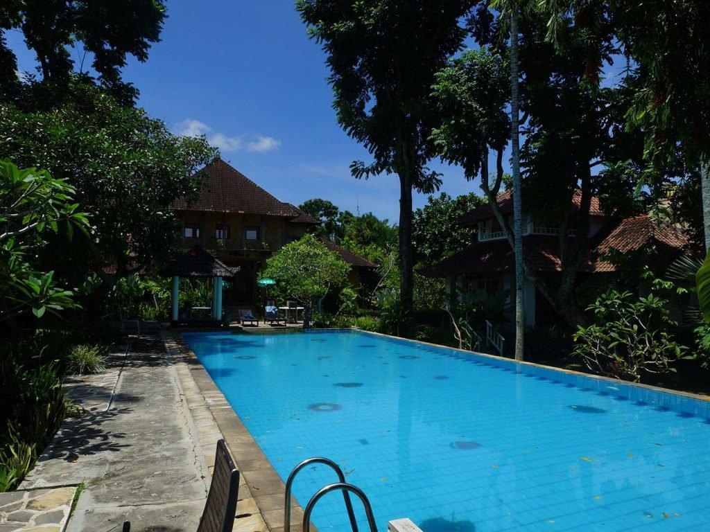 Ubud, d'Omah Bali hotel | Rama Tours