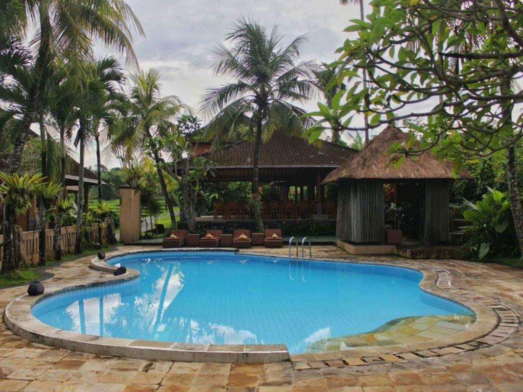 Ubud, Saren Indah hotel | Rama Tours
