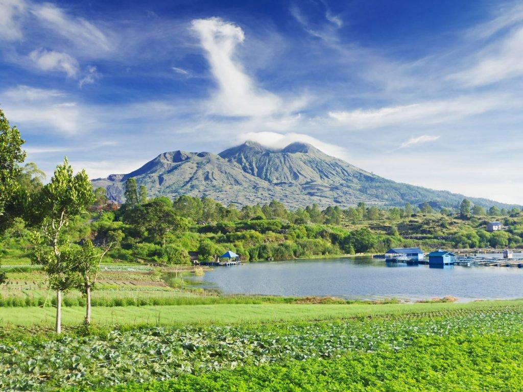 Vulkanen op Bali | Rama Tours