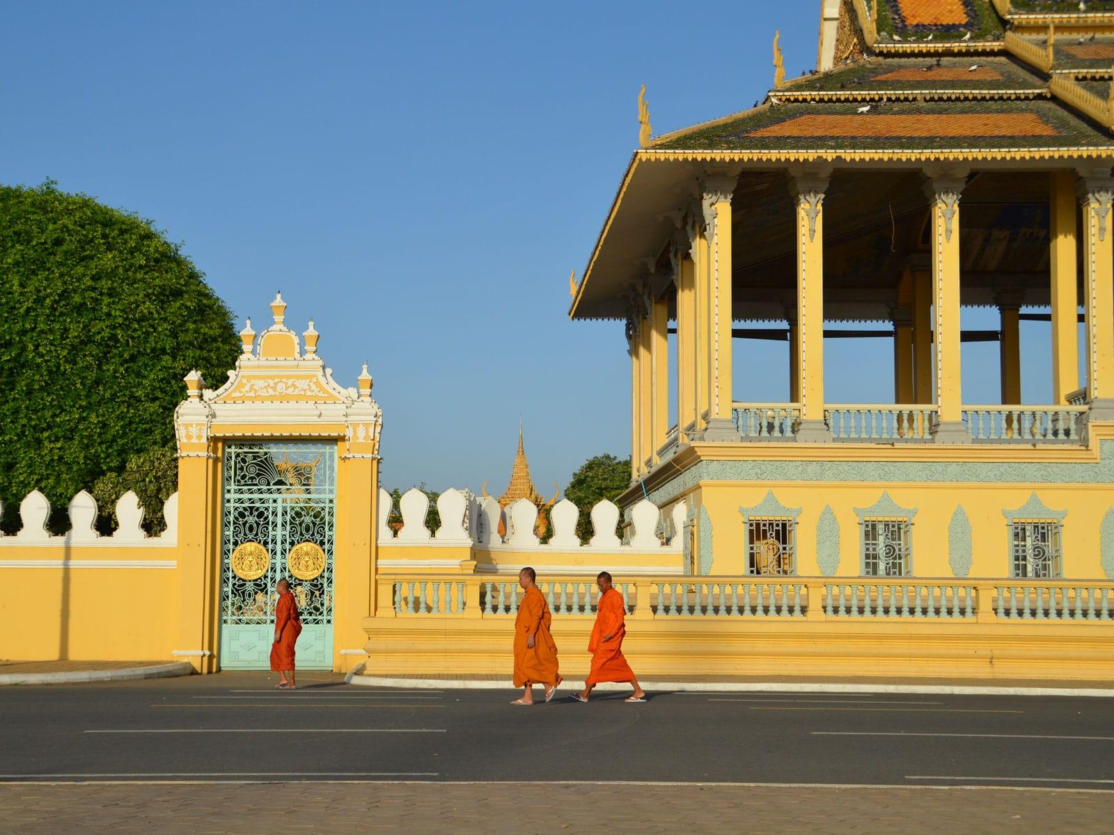 rondreis cambodja phnom penh hoogtepunt 1