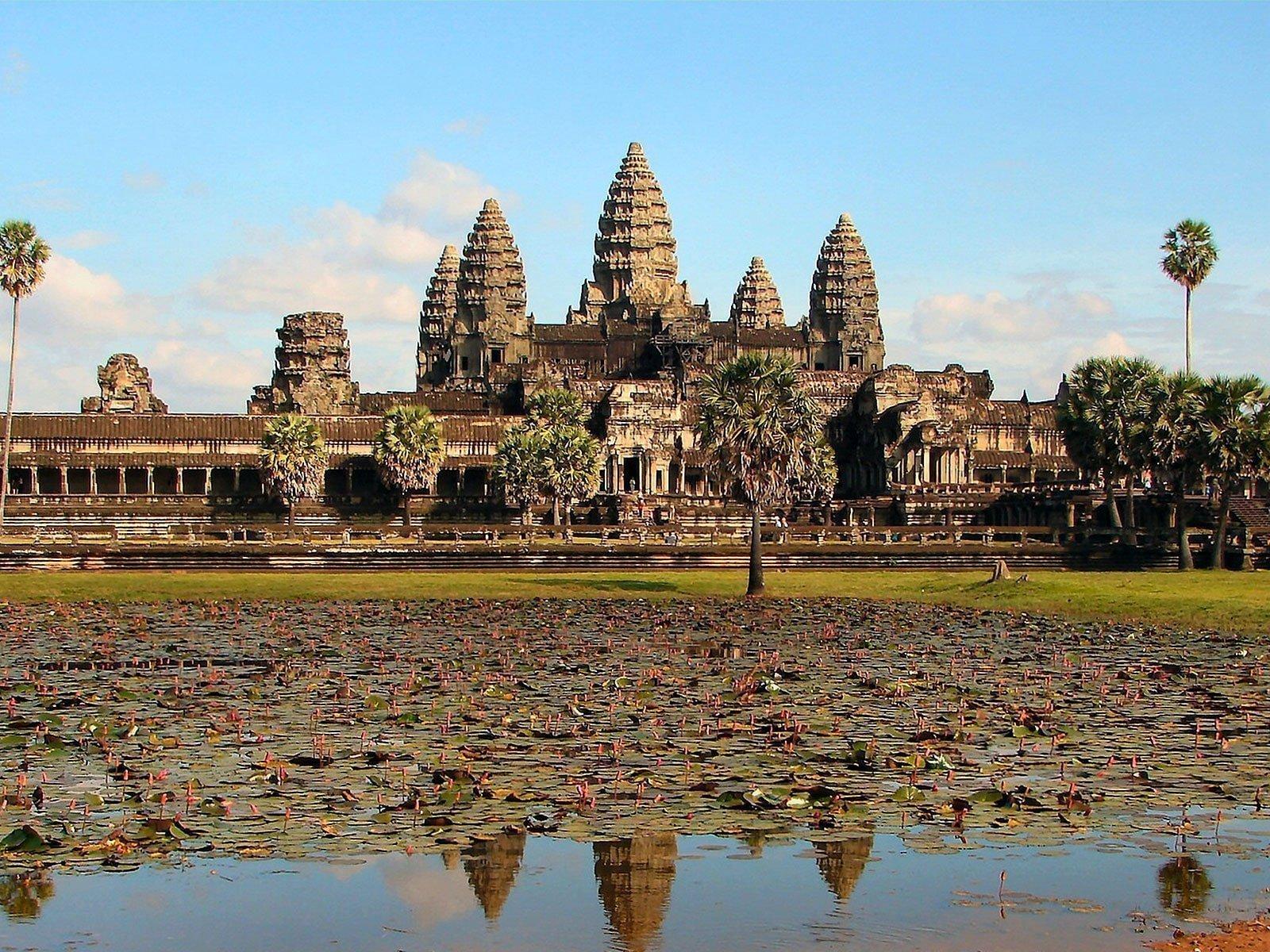 rondreis cambodja siem reap hoogtepunt angkor wat 1