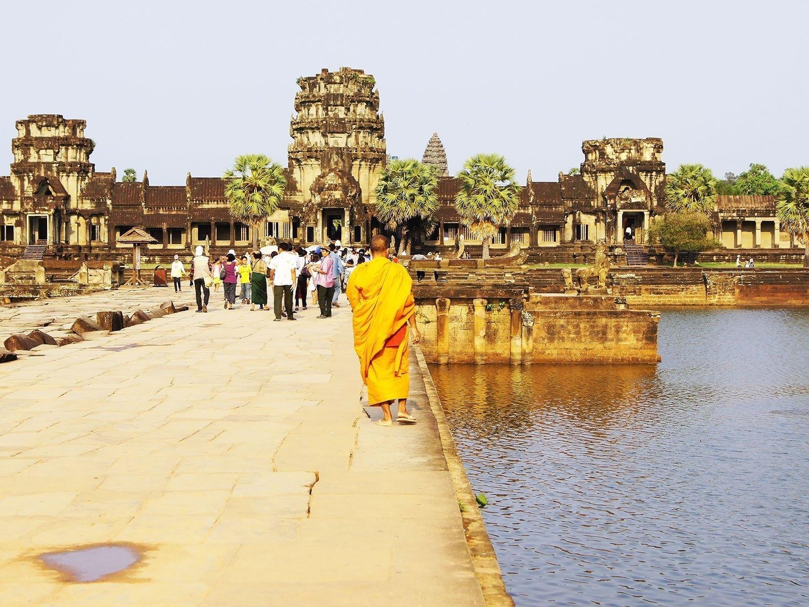 rondreis cambodja siem reap hoogtepunt angkor wat 2