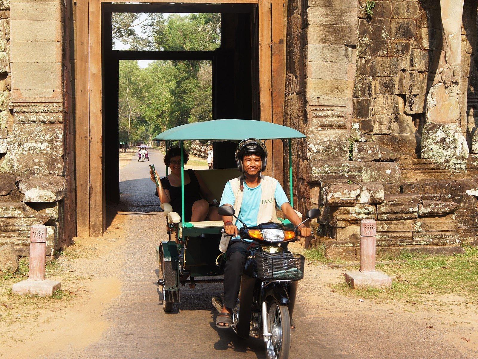 rondreis cambodja siem reap hoogtepunt angkor wat 5