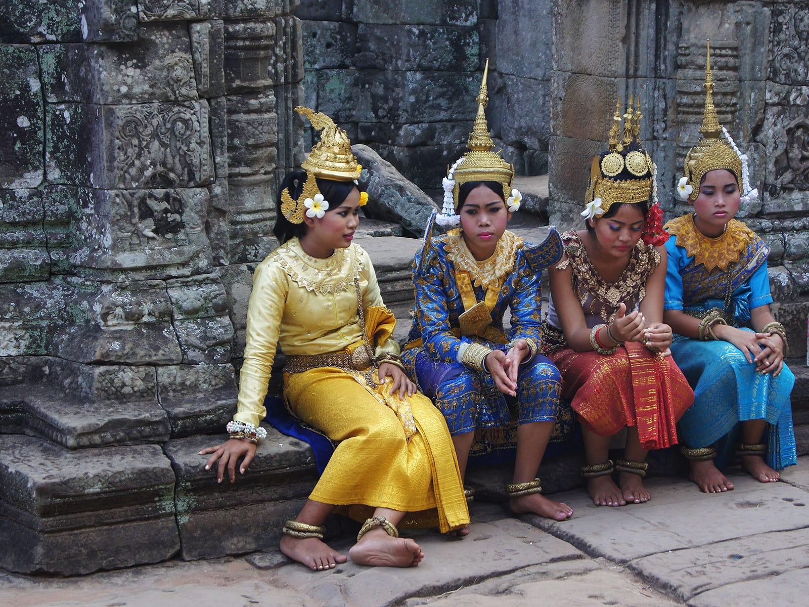 rondreis cambodja siem reap hoogtepunt angkor wat 6