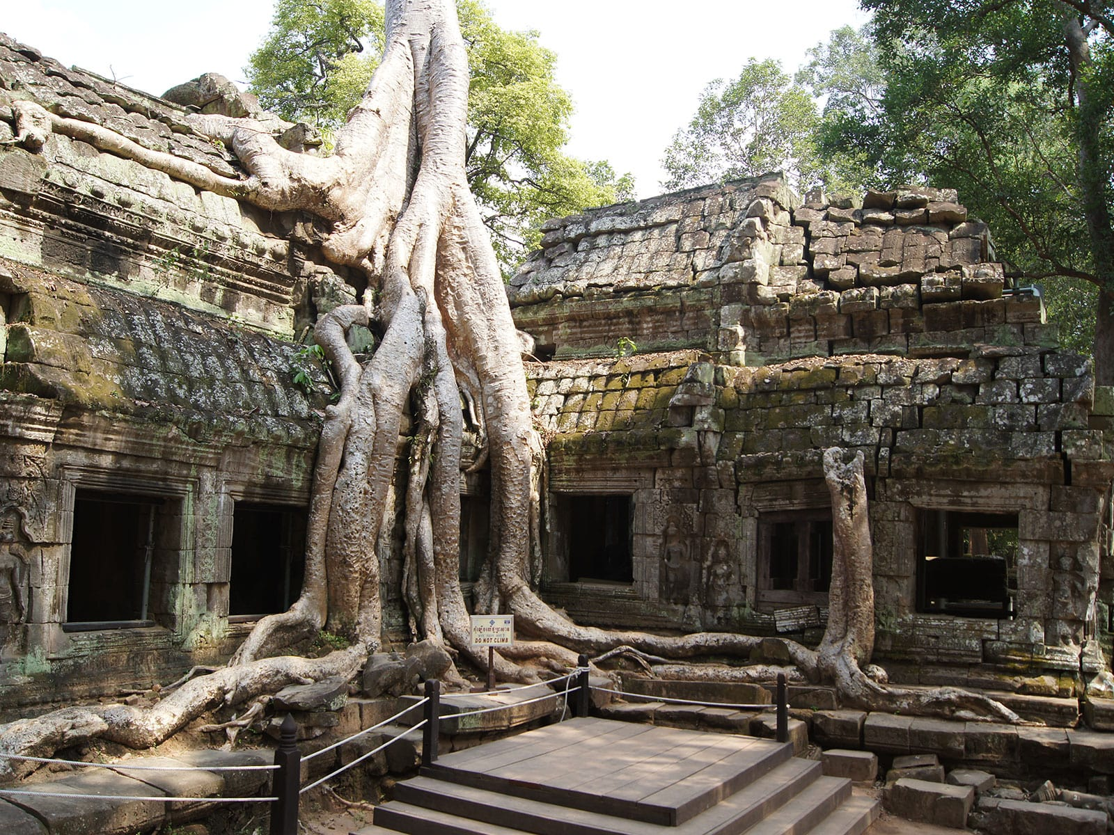 rondreis cambodja siem reap hoogtepunt ta prom 1