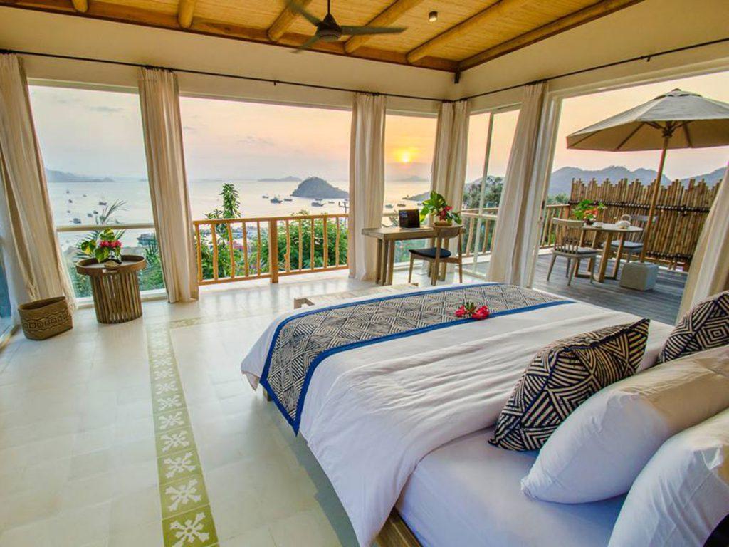 Flores, Labuan Bajo, Bayview Gardens hotel | Rama Tours