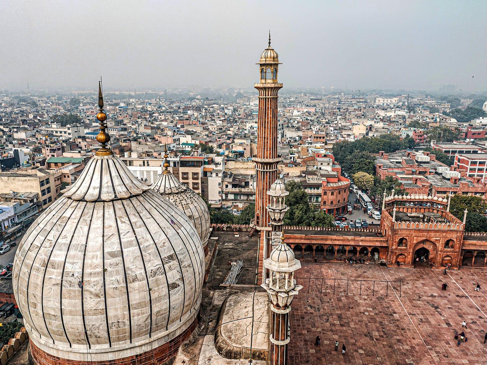 rondreis india delhi hoogtepunt 10