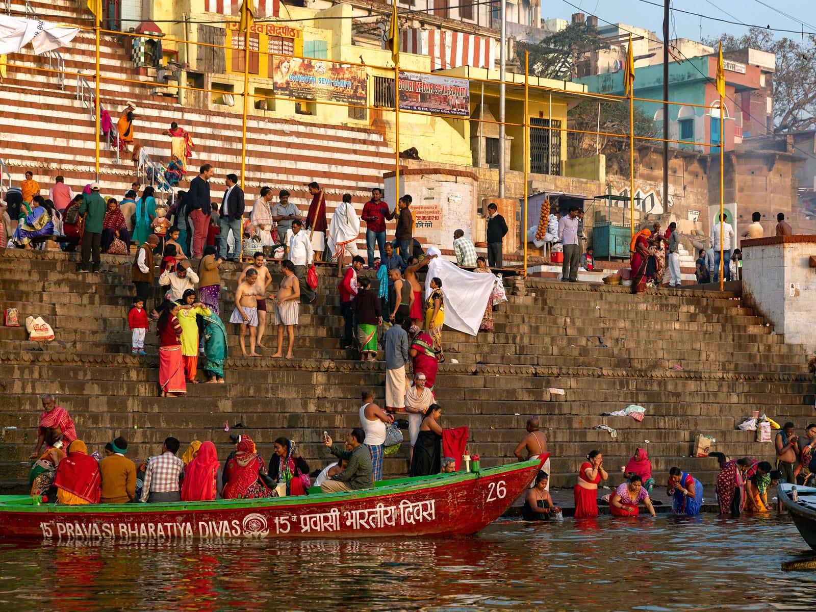 rondreis india varanasi hoogtepunt 10
