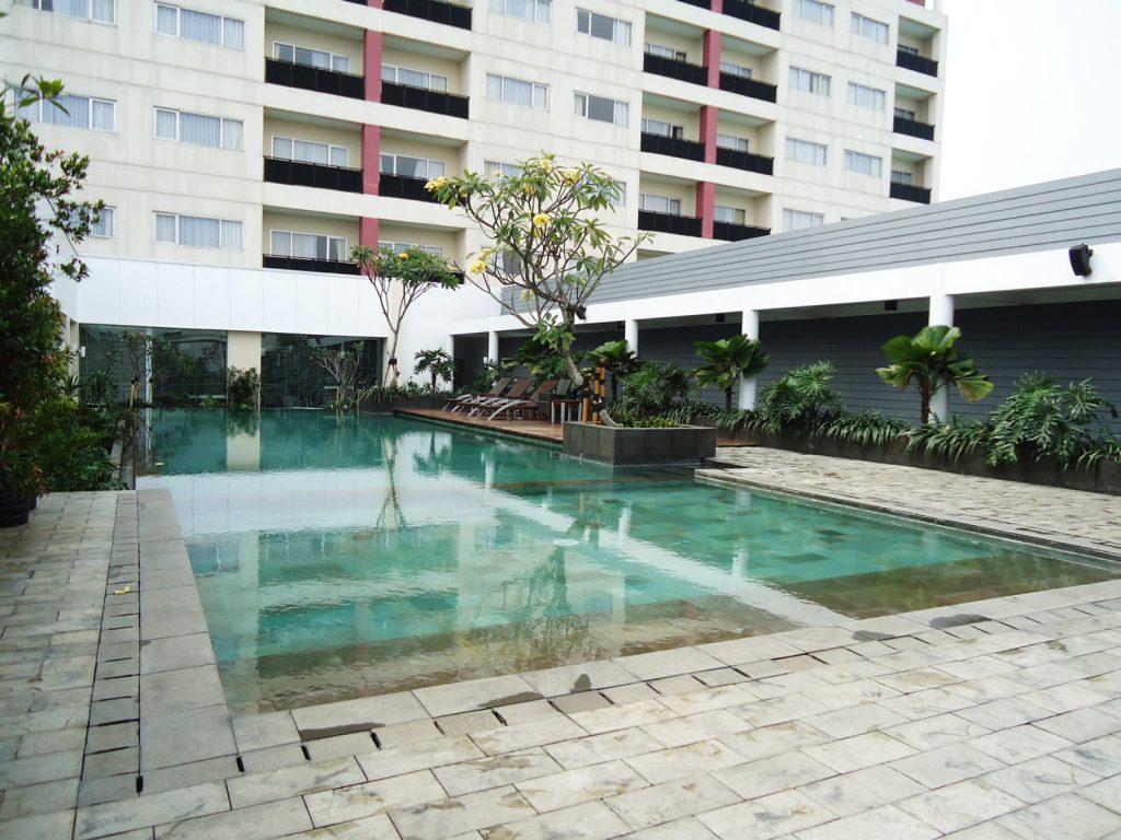 Bogor, Santika hotel | Rama Tours