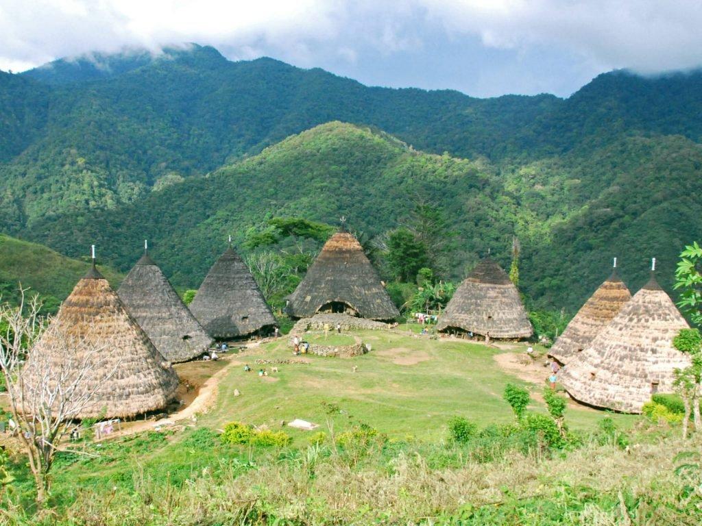 Flores, Wae Rebo, verblijf bij de lokale bevolking | Rama Tours