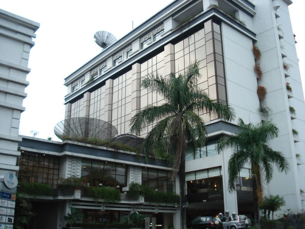 Bandung, Grand Preanger hotel | Rama Tours