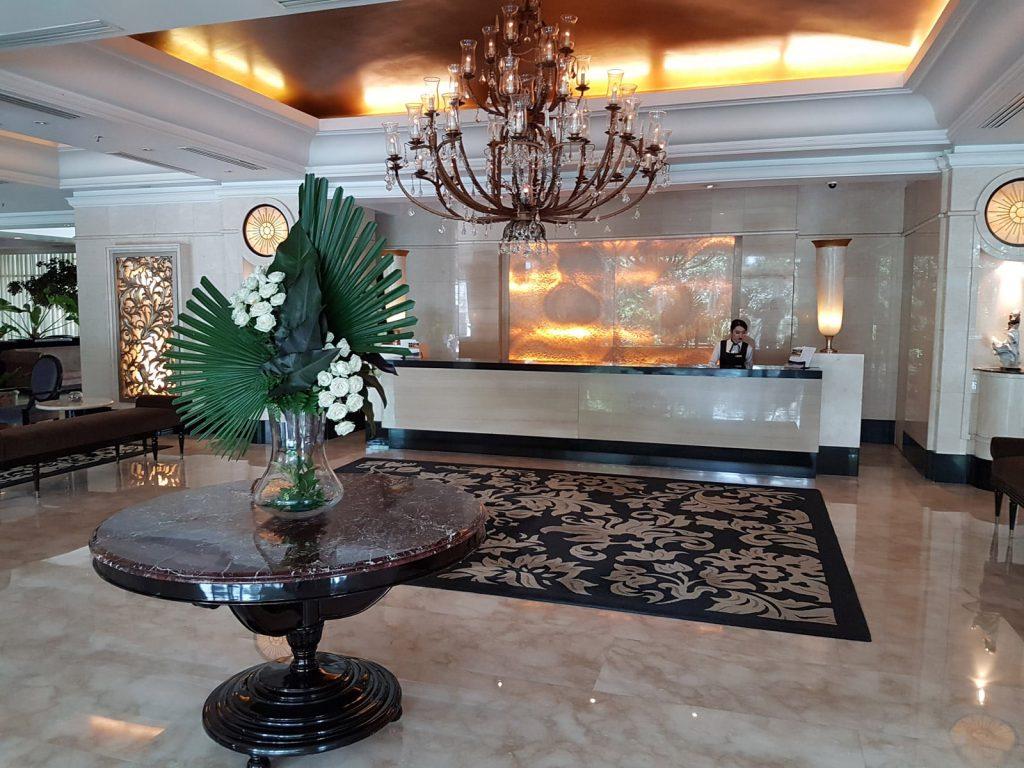 Bandung, The Papandayan hotel | Rama Tours