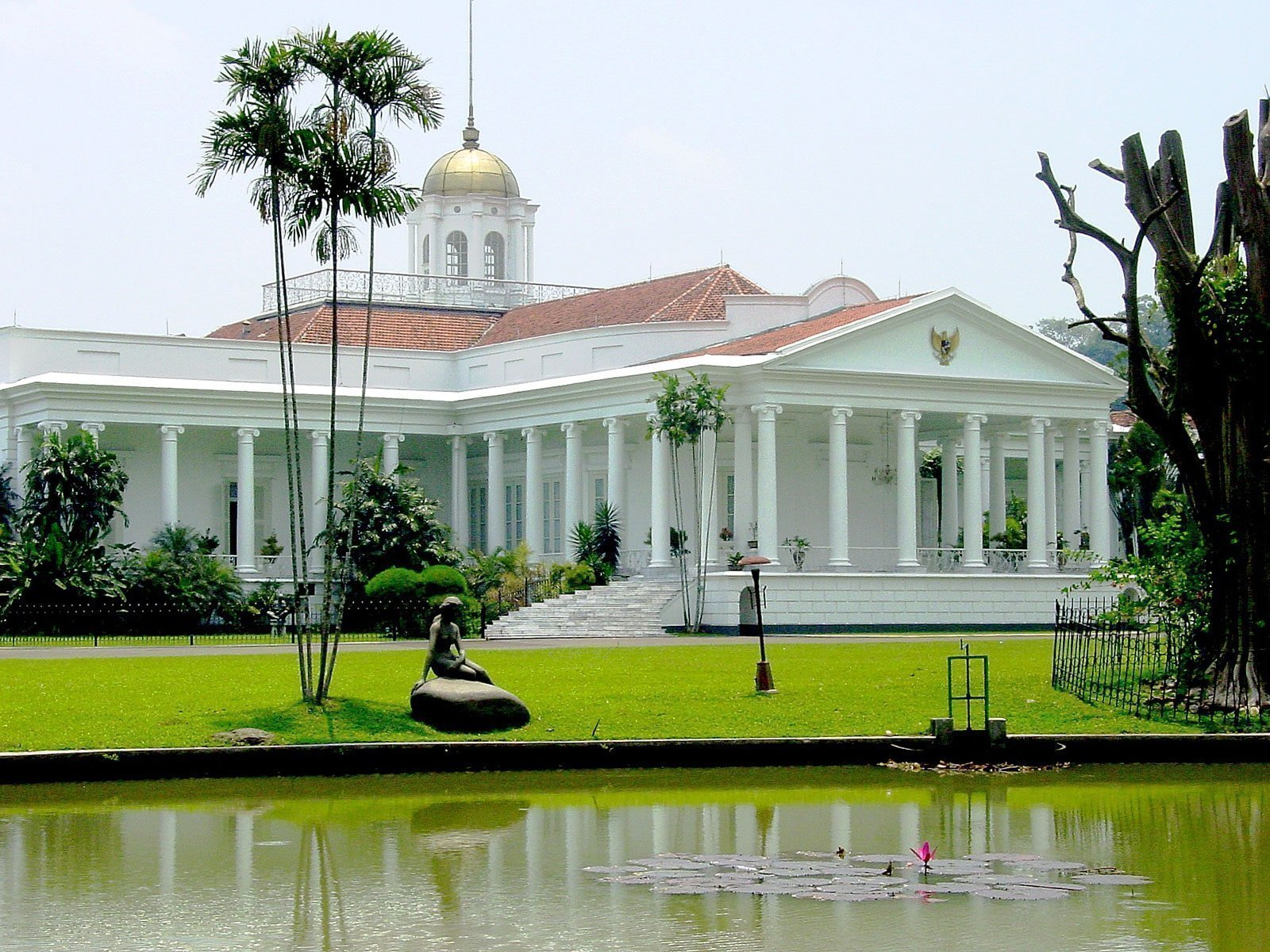 hoogtepunt 1 paleis gouverneur-generaal