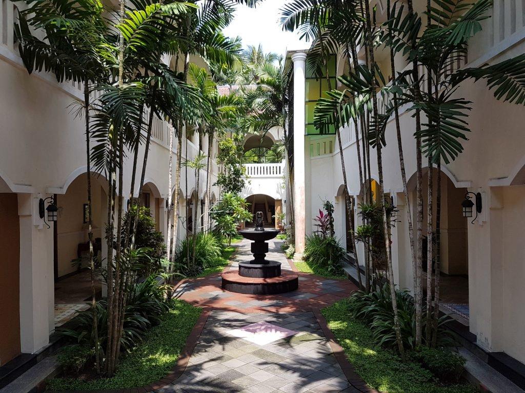 Borobudur, Saraswati Boutique hotel | Rama Tours