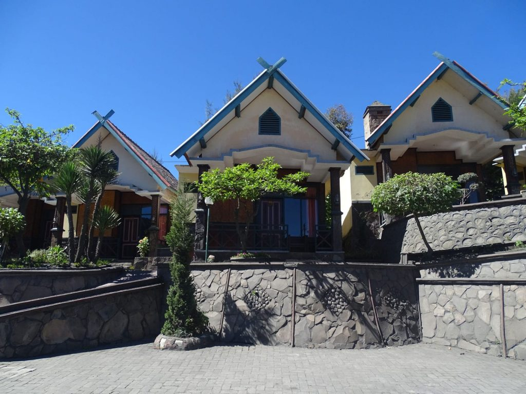 Bromo, Lava View Lodge | Rama Tours