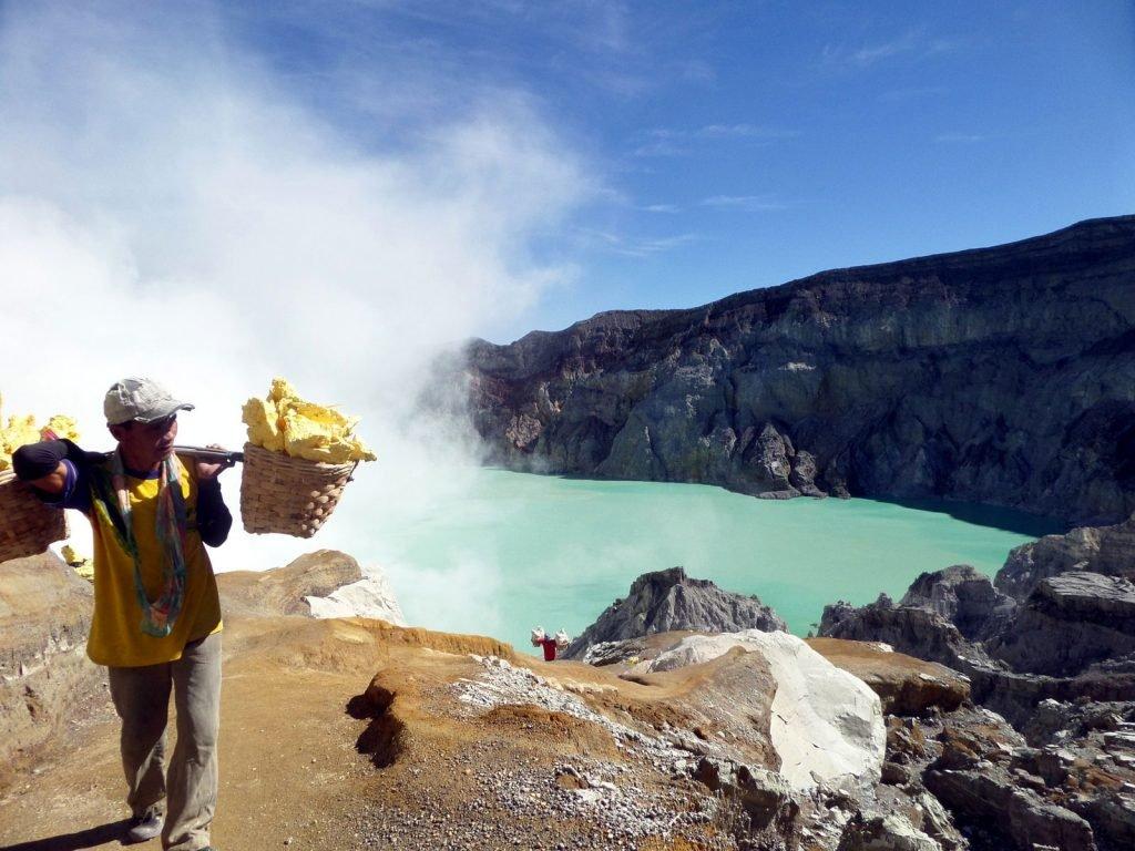 Ijen vulkaan | Rama Tours