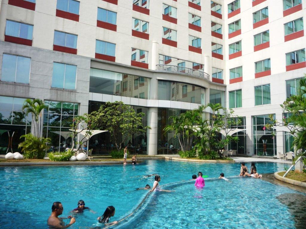 Jakarta, Santika Premiere hotel | Rama Tours