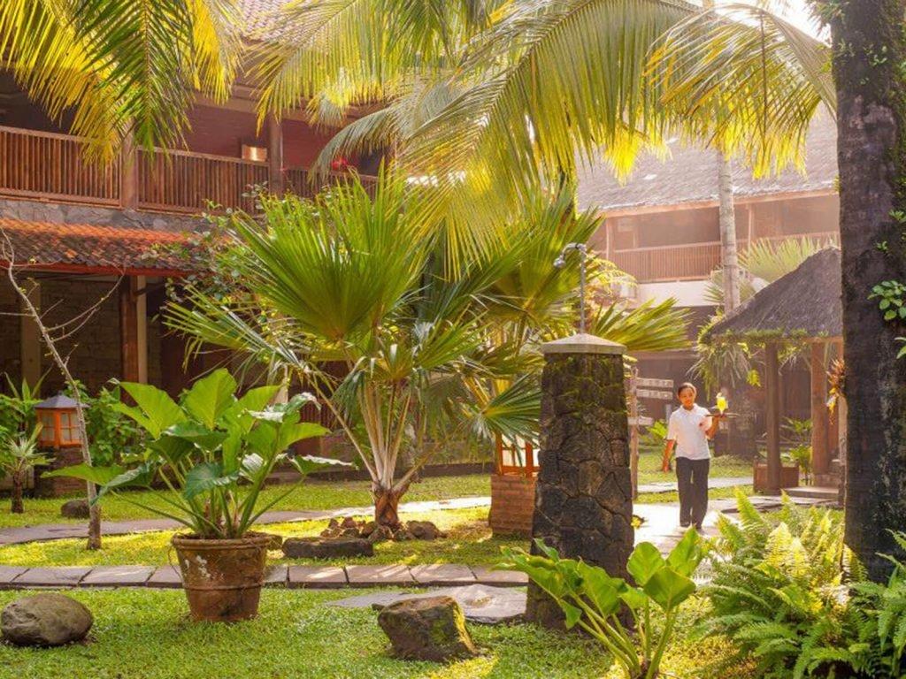 Pangandaran, Sunrise Beach hotel | Rama Tours