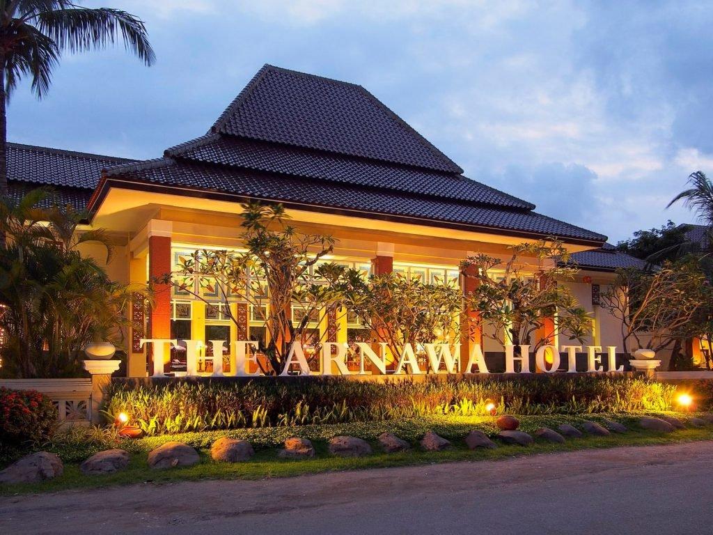 Pangandaran, The Arnawa hotel | Rama Tours