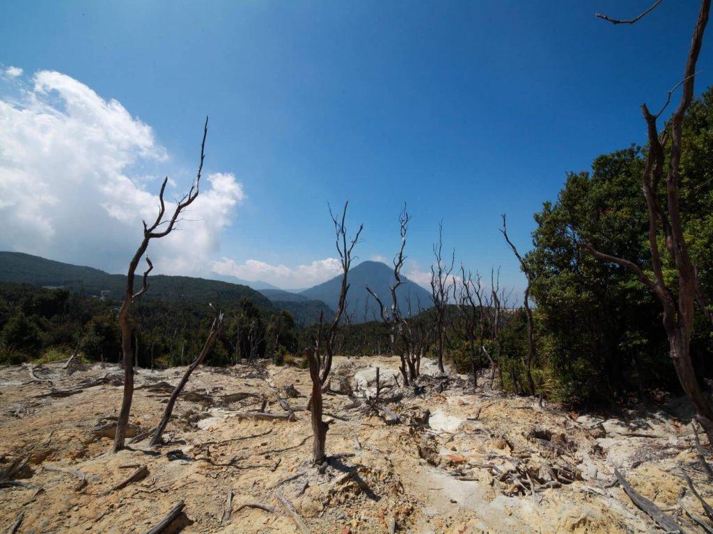 Papandayan vulkaan | Rama Tours