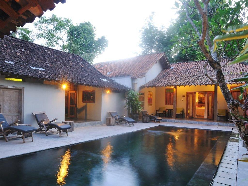 Yogyakarta, D'Omah hotel | Rama Tours